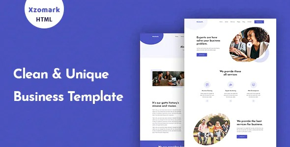 Best Corporate Business HTML Template