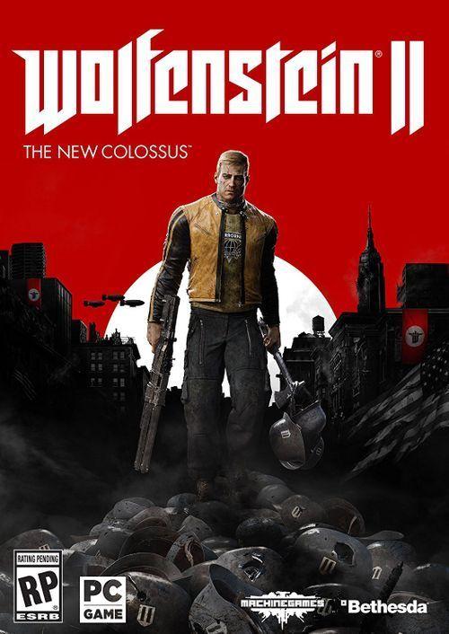 Wolfenstein 2 The New Colossus Torrent (PC)