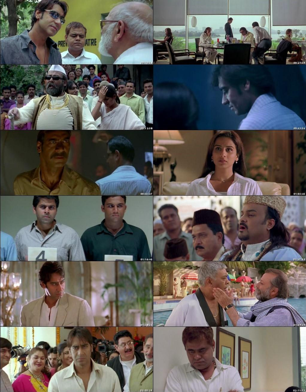 Halla Bol 2008 Full Hindi Movie Online Watch