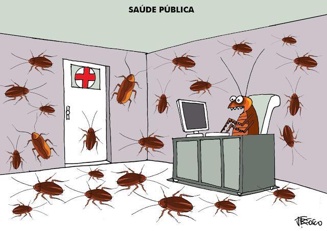 Resultado de imagem para imagens de entregue as baratas