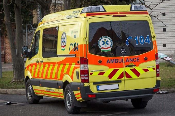 Leszakadt faág okozott gondot a mentőknek Rétságon