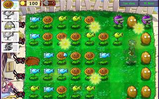 Game Hoa Quả Nổi Giận 3 - Plants vs Zombies 3 c