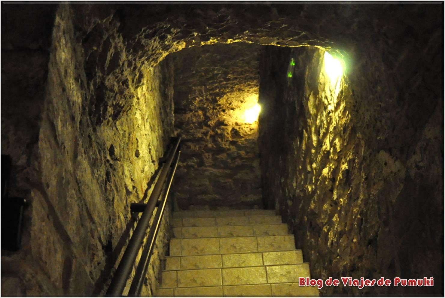 El Laberinto Del Castillo De Buda En Budapest Blog De Viajes De Pumuki