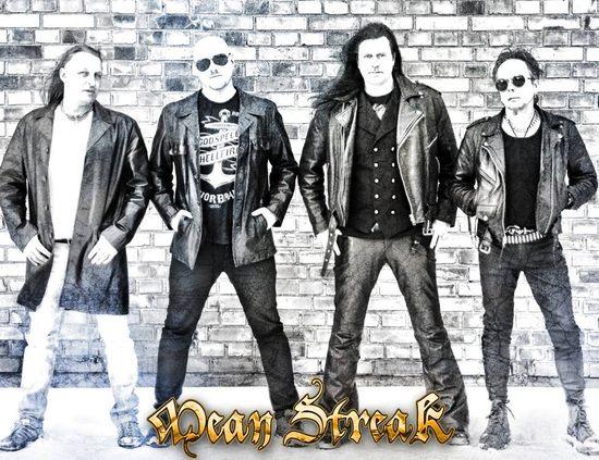 MEAN STREAK - Blind Faith (2017) inside