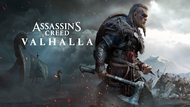 Assassin's Creed Valhalla is coming holiday 2020