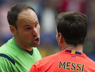 Barcelona vs Atletico - Mateu Lahoz