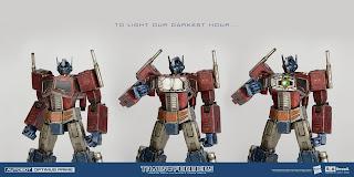 Optimus Prime mostra la Matrice del Comando