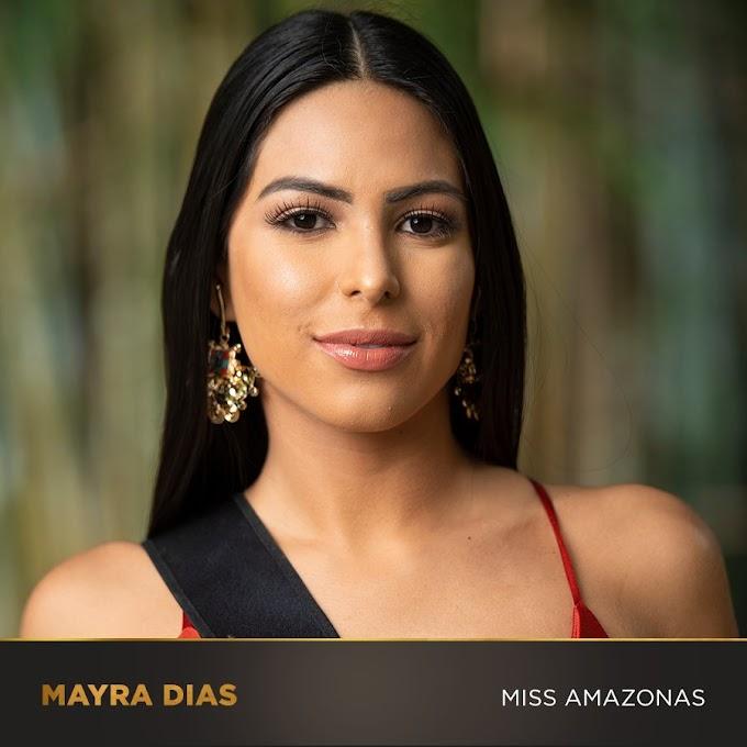 MISS UNIVERSO 2018: Mayra Dias embarcou na manhã desta segunda-feira, 26, rumo à Tailândia, onde acontecerá o Miss Universo 2018.