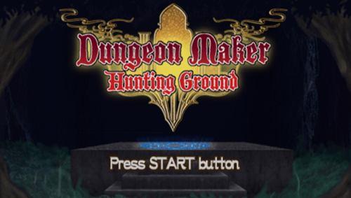 dungeon maker 2 psp