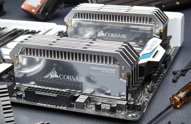 Kapasitas RAM Komputer Paling Besar Saat Ini