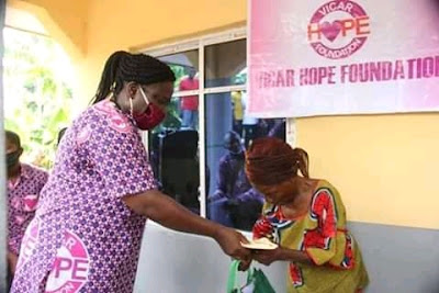 Photos: Abia First Lady Donates 5 New Houses To Abia Indigenes