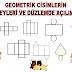 3. Sınıf Matematik Geometrik Cisimleri Yüzeyleri Ve Düzlemde Açılımı Konusu Anlatımı