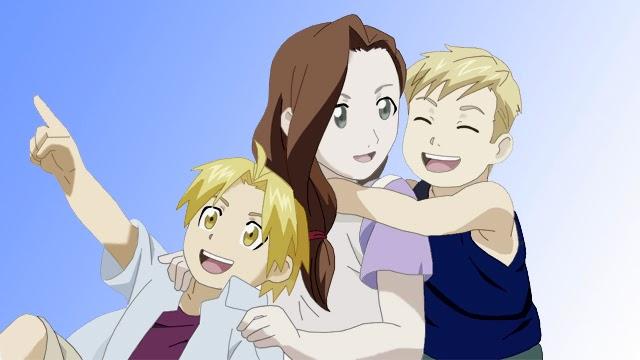 Madres en el anime