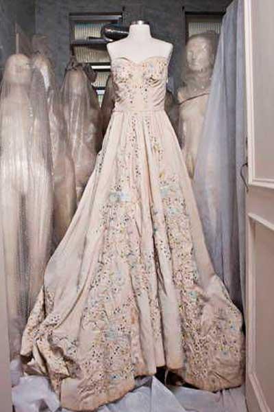 Maricy Trussardi vestido de noiva museu