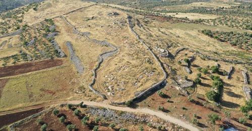 Parte do local do altar de Josué é destruída pela Autoridade Palestina