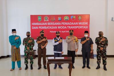 Nekat Mudik ke Riau Bakal Dikarantina