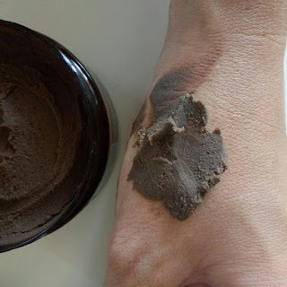 маска гассул глина