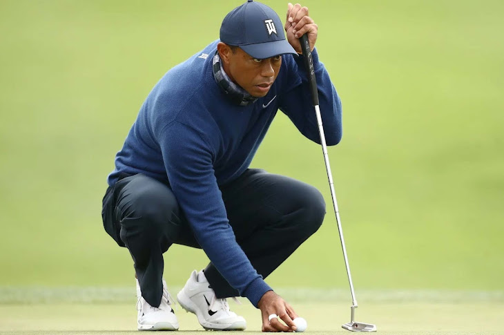 Tiger Woods Is In Prime Position After First Round Of PGA Championship