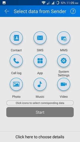 كيفية نسخ ارقام هاتف اندرويد الى هاتف اندرويد اخر