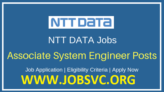 NTT DATA Recruitment 2019 – Various Executive Posts | Apply Online