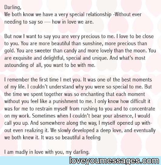Love Letter To Girlfriend  The Best Love Letter For Her The Best