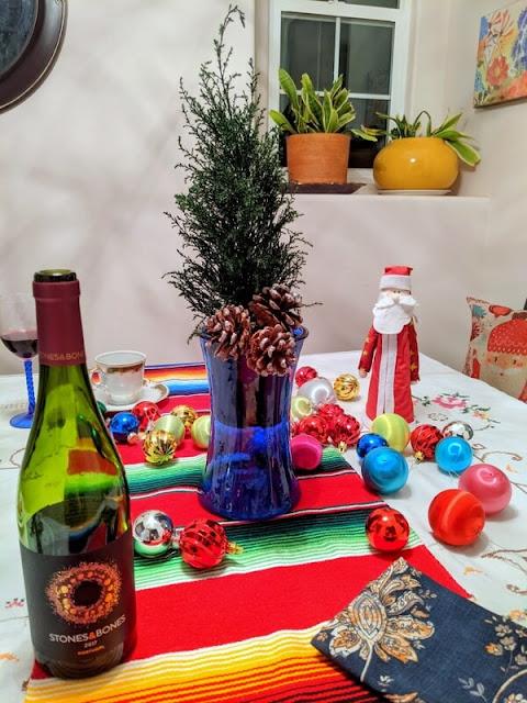 best Christmas wine