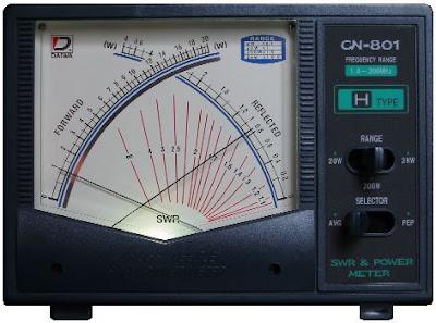 Daiwa SWR Meter