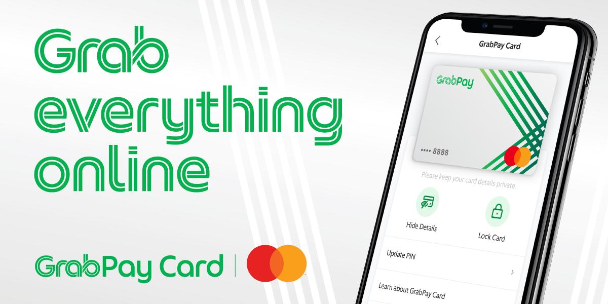 grabpay card powered by mastercard