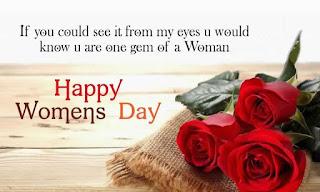 Happy women's day mom g