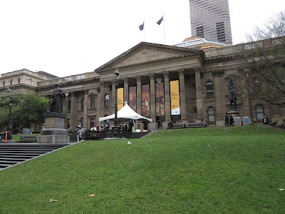 State Library of Victoria en Melbourne