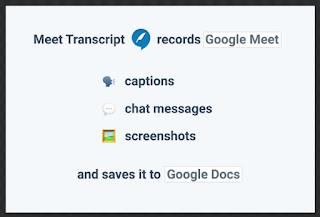 An Excellent Tool to Record Meet Captions and Chat Messages