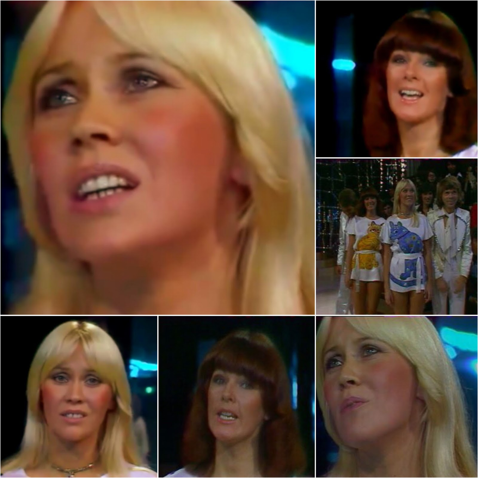 ABBA Fans Blog: French TV