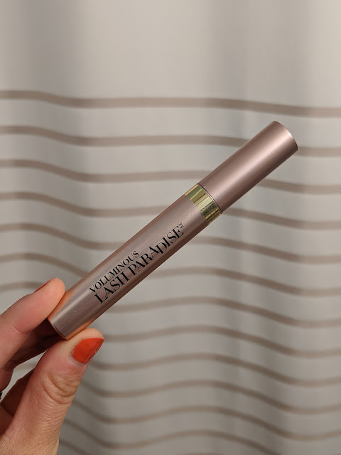 L'oreal Lash Paradise Review | www.kristenwoolsey.com