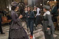 Gal Gadot, Patty Jenkins and Lucy Davis on the set of Wonder Woman (2017) (56)