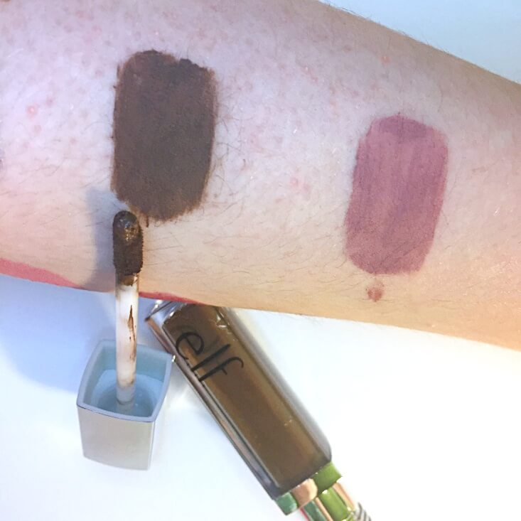 e.l.f. Beautifully Bare Smooth Matte Eyeshadow Brown Cashmere