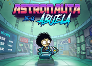 Hermano de Jorel: Astronauta de la abuela