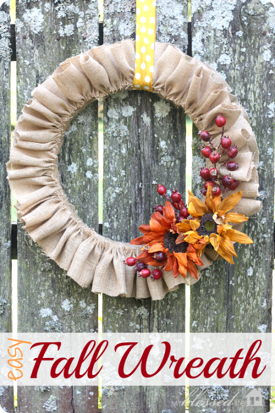 Walking on Sunshine: Fall Decorating Ideas... - Decorating Direction With Easy Ideas
