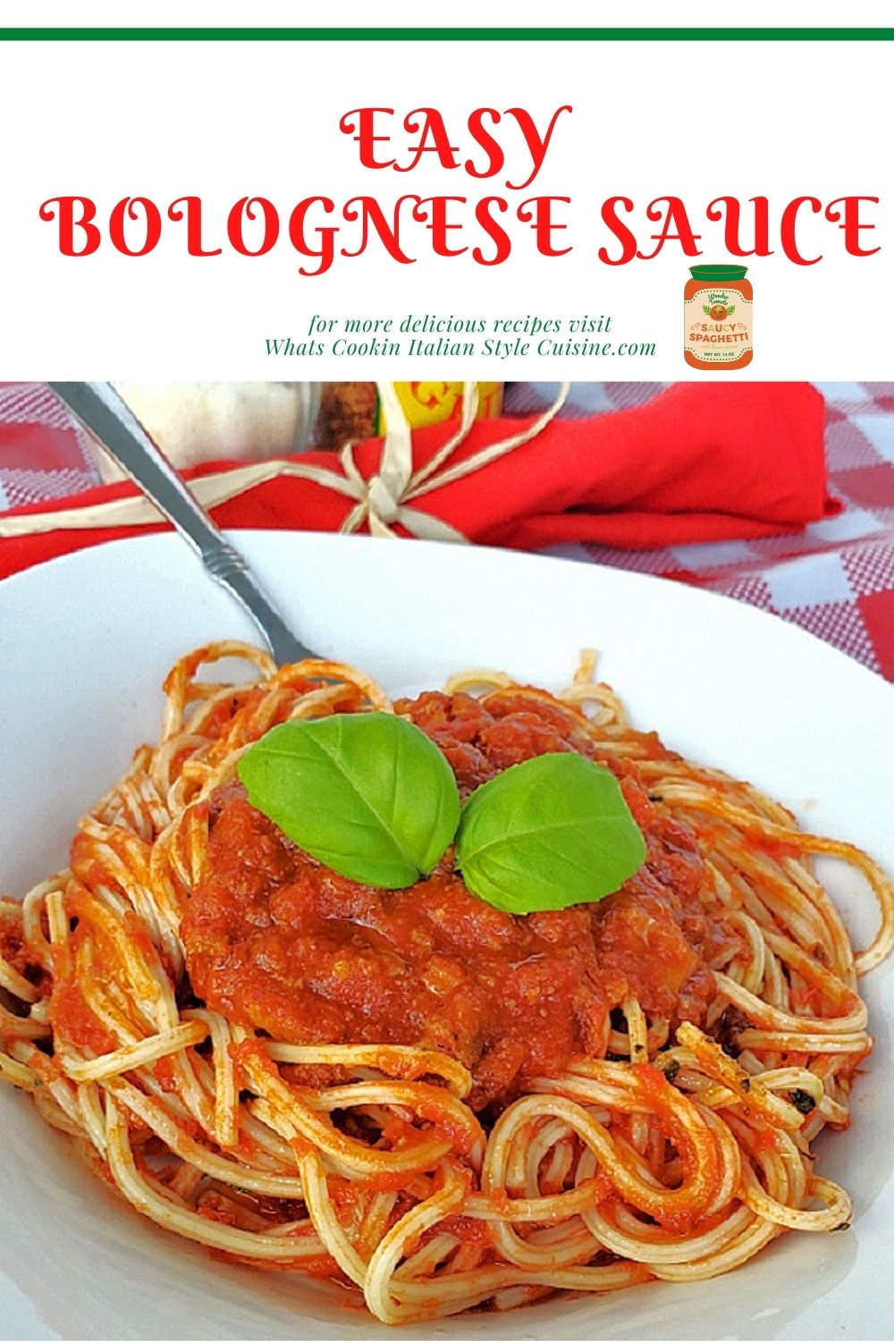 this is a pin for later on how to make Bolognese Meat Ragu