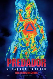 O Predador 2018 Dublado Online