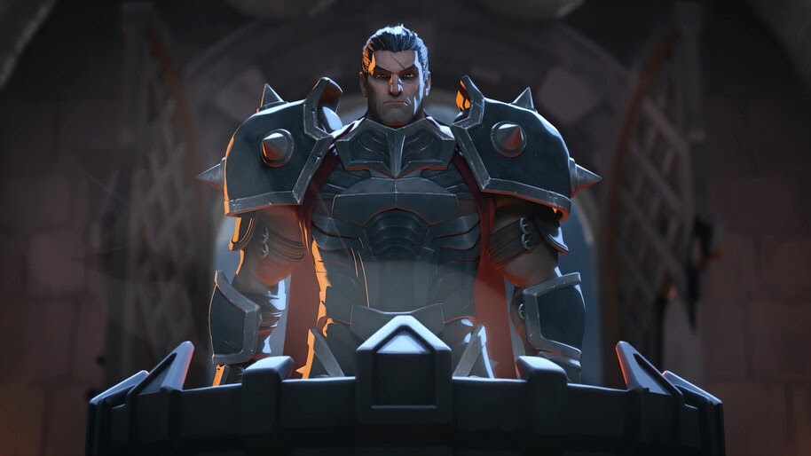 Darius, LoL, Legends of Runeterra, 4K, #3.1863