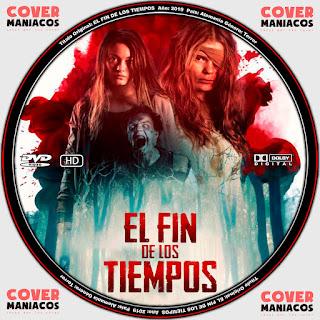 GALLETA LABEL Endzeit - EL FIN DE LOS TIEMPOS 2019 [ COVER DVD ]
