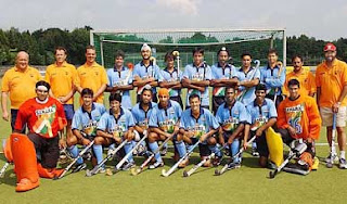 10 Lines On Hockey in Hindi