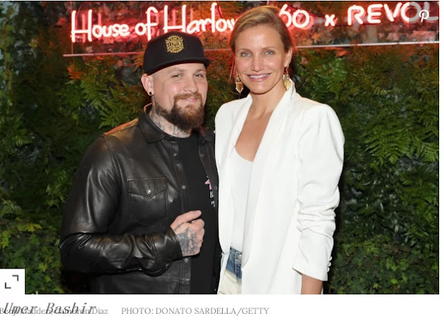 Cameron Diaz, daughter Radix says 'best thing the hour has happened' to her and husband Benji Madden