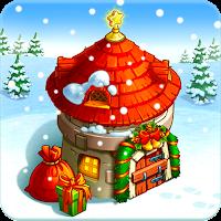 Farm Snow: Happy Christmas Story With Toys & Santa Mod Apk