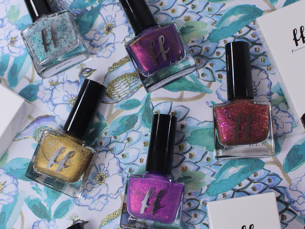 Femme Fatale Fire Lily Collection Swatches & Review
