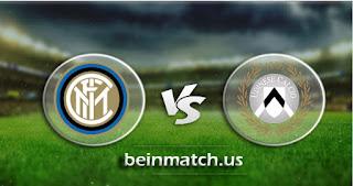 مشاهدة مباراة أودينيزي وانتر ميلان بث مباشر اليوم 02-02-2020 في الدوري الايطالي