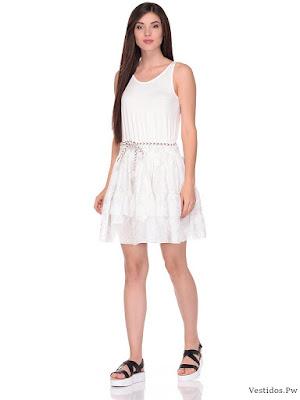 De 100 Ideas De Vestidos Blancos Originales Nuevas