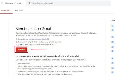 Cara Mudah Membuat Akun Google Daftar Gmail Ngeblogger Com