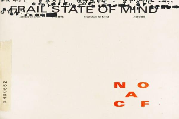 Lirik Lagu The 1975 Frail State Of Mind dan Terjemahan
