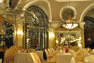 Maybe She S That Girl The Manila Hotel Champagne Room